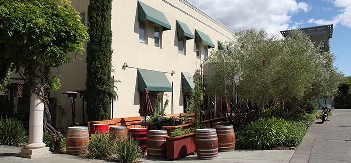 Bear Republic Beer Garden