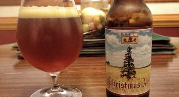 Bells Christmas Ale.Bell S Brewery Christmas Ale