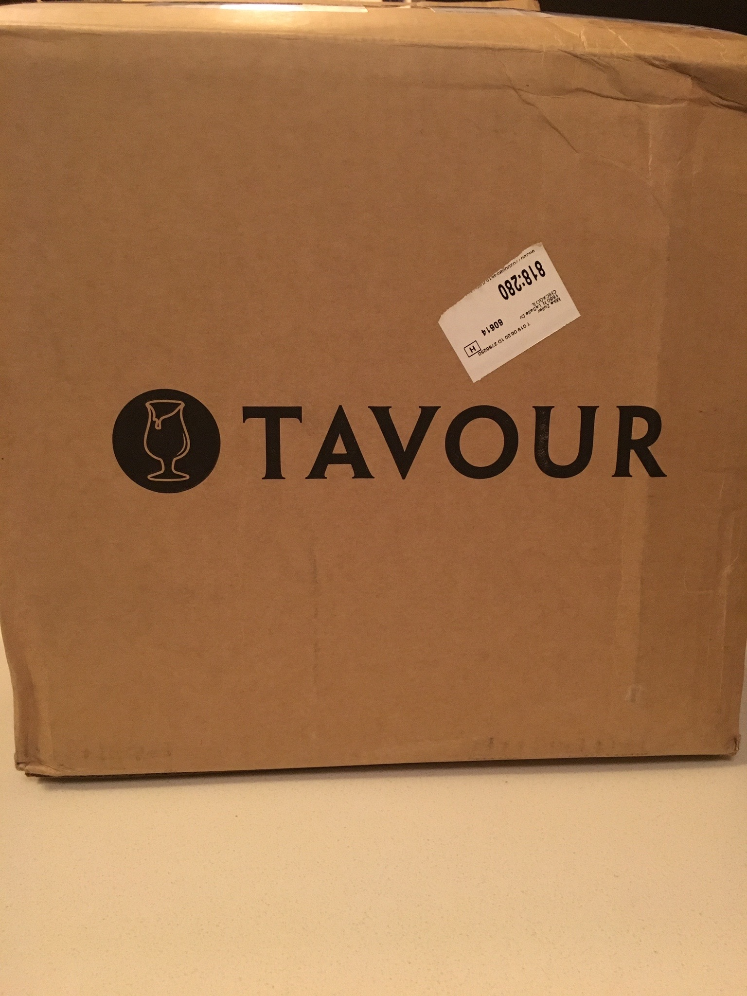 Tavour craft beer shipping