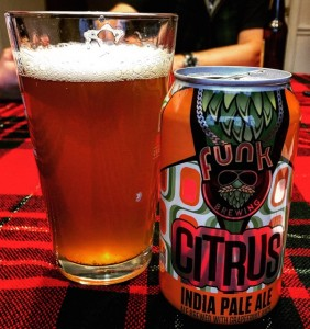 Funk Brewing Citrus IPA