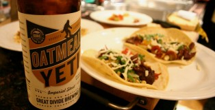 Cooking with Beer   Oatmeal Yeti Braised Short Rib Tacos