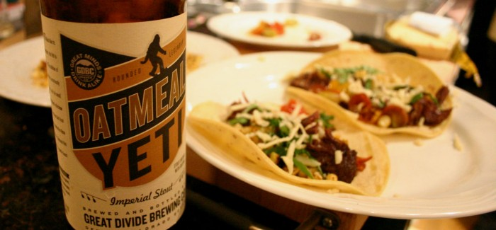Cooking with Beer | Oatmeal Yeti Braised Short Rib Tacos