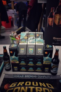 Ninkasi Brewing Ground Control. Photo by Will Dozier