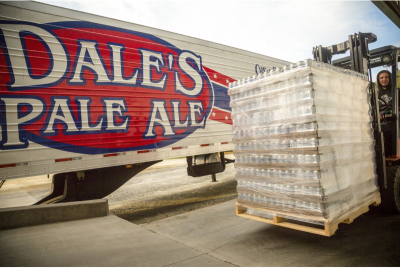 Oskar Blues Growth 2015