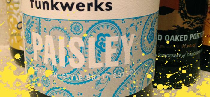 Funkwerks | Paisley Belgian-Style Brett Saison