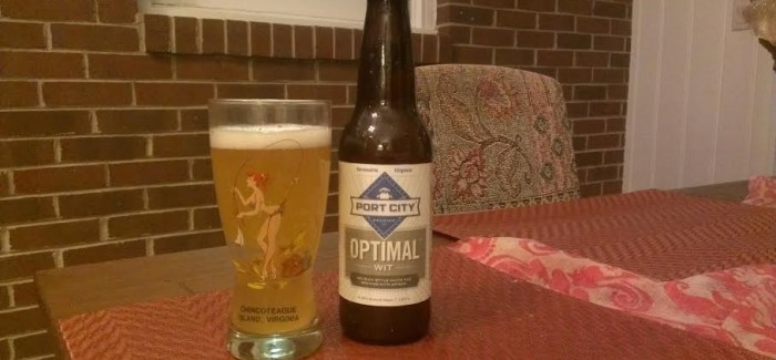 Port City Brewing Company | Optimal Wit