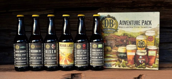 Devils Backbone Brewing Company | 2016 Collaboration Adventure Pack
