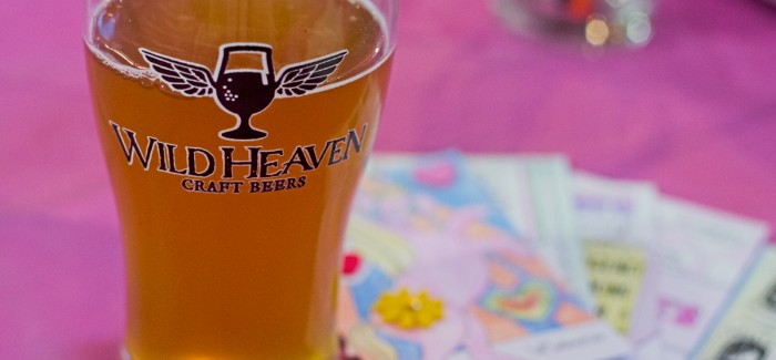 Galentine's Day at Wild Heaven Craft Beers Would Make Leslie Knope Proud