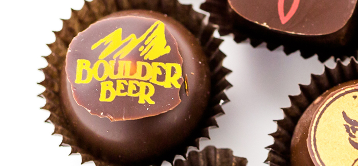 Boulder Shake Chocolate Porter Truffle