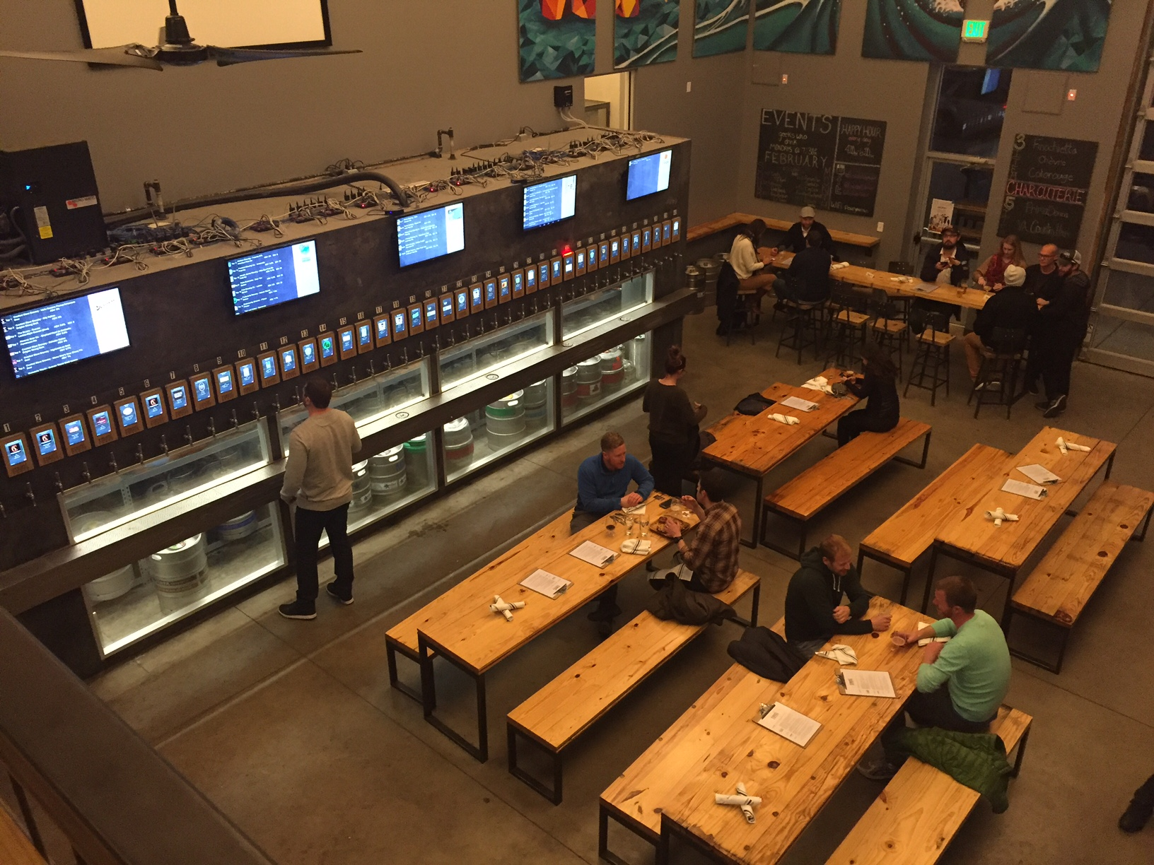 First Draft Taproom Denver