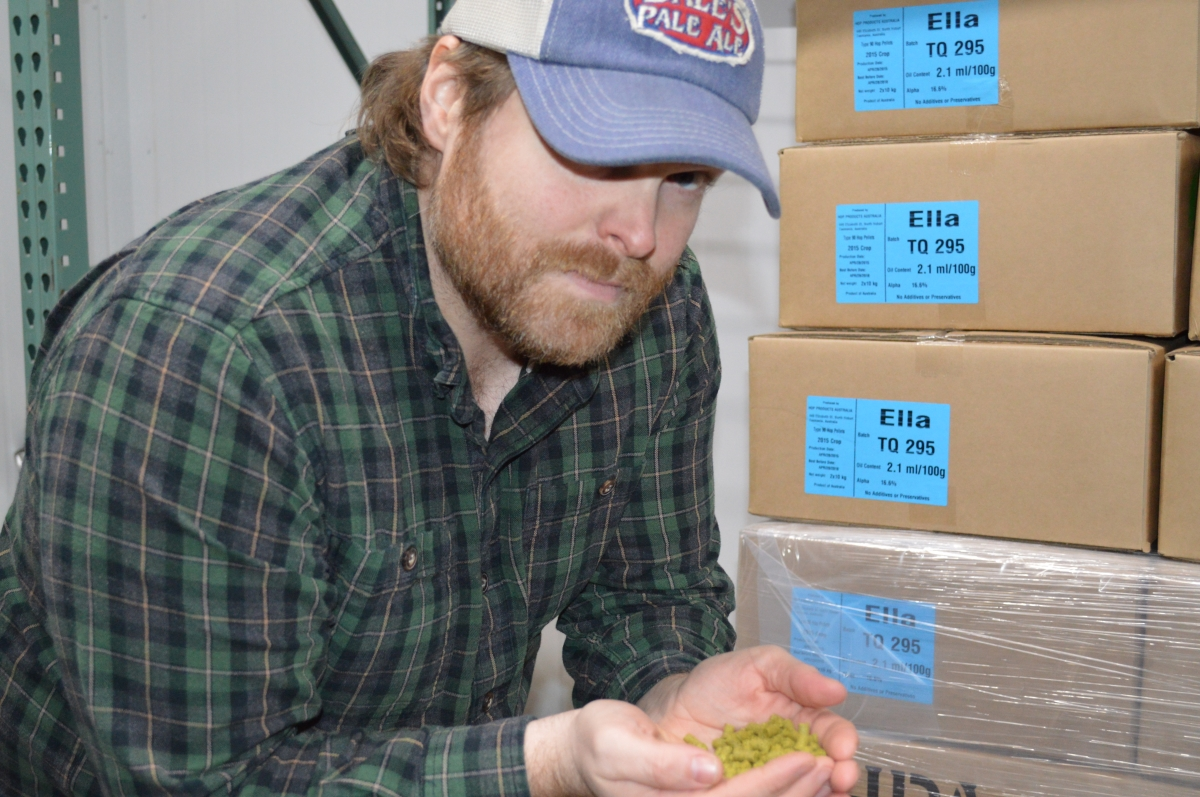 Tim Matthews, Head Brewer of Oskar Blues