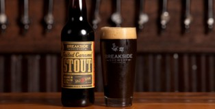 Breakside Salted Caramel Stout