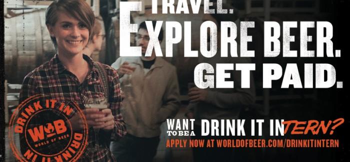 World of Beer Launches Summer Internship Program
