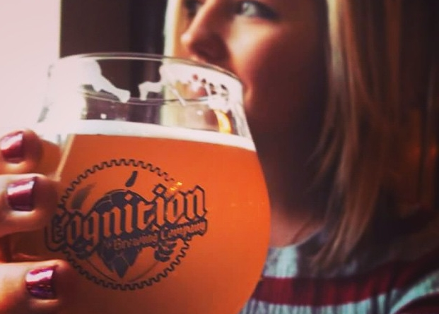 Photo courtesy of Cognition Brewing Company