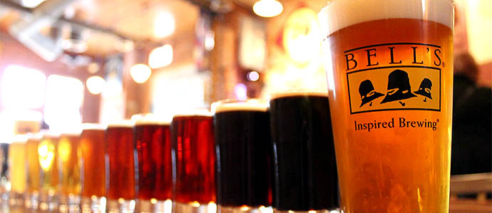 bells-beer-tasting-glen-arbor