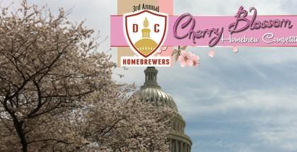 dc cherry blossom homebrew competition