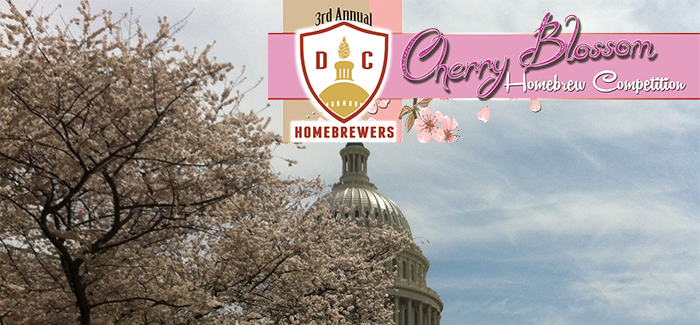 dc cherry blossom homebrew competition