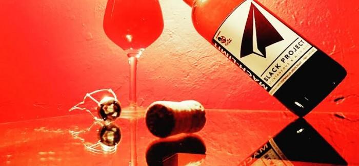 Black Project Spontaneous & Wild Ales | Mach-Limit Tempranillo