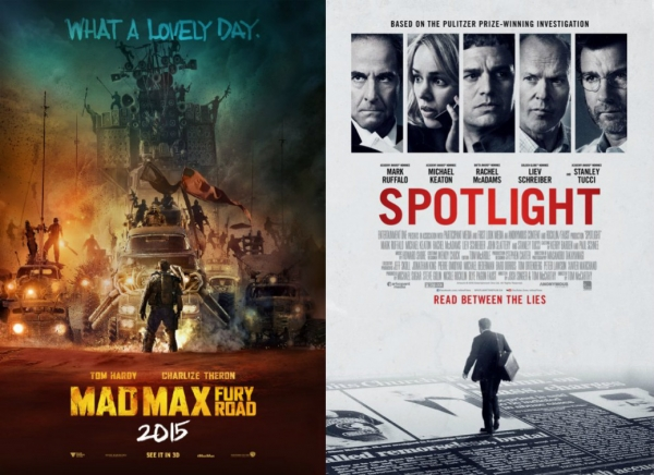 Mad Max / Spotlight