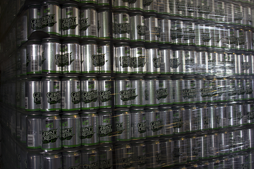 Odyssey Beerwerks Cans