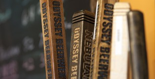 odyssey beerwerks taps