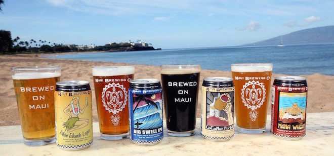 Maui Brewing Co. Mana Wheat