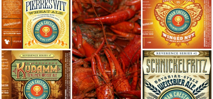 The 9 Best Urban Chestnut Beers to Enjoy with Crawfish