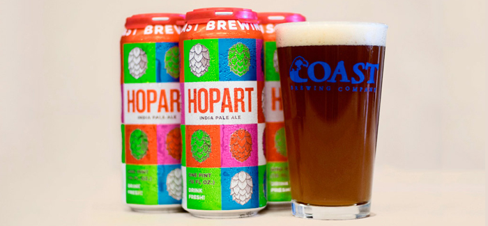 Coast Brewing Co. | HopArt