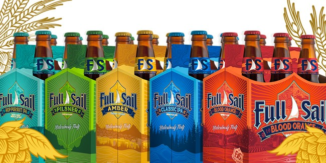 Full Sail Rebrand