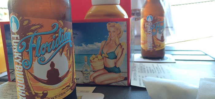 Funky Buddha Brewery | Floridian Hefeweizen