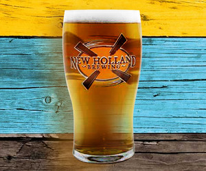 New Holland Brewing and Dirty Water Beer