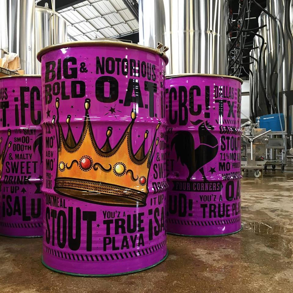 Photo courtesy of Four Corners Brewing Co.