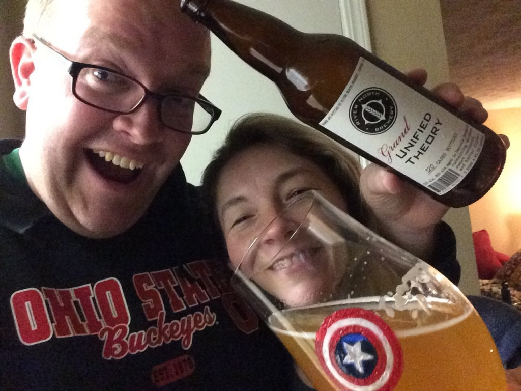 River North Brewery Grand Unified Theory 2014