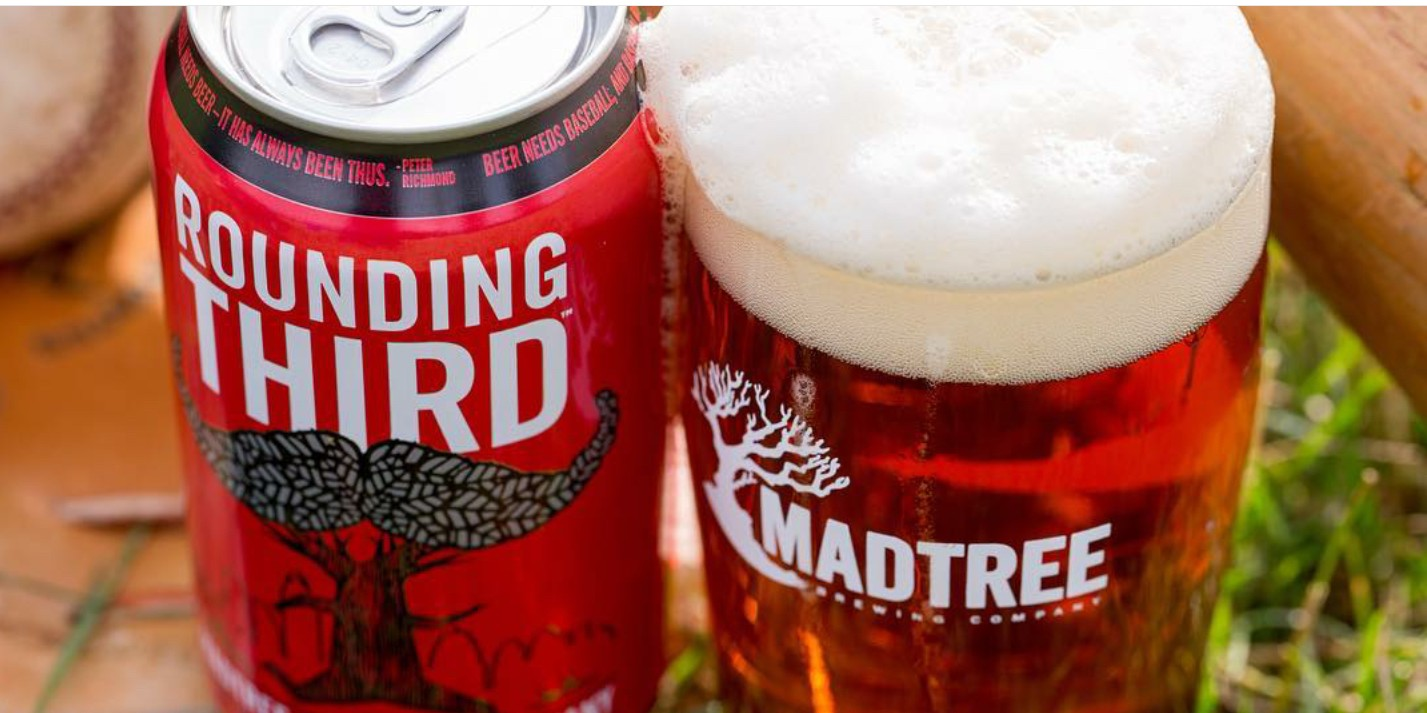 MadTree Brewing | Rounding Third Red IPA