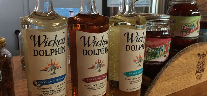 Wicked Dolphin Artisan Rum | Cape Coral, Florida