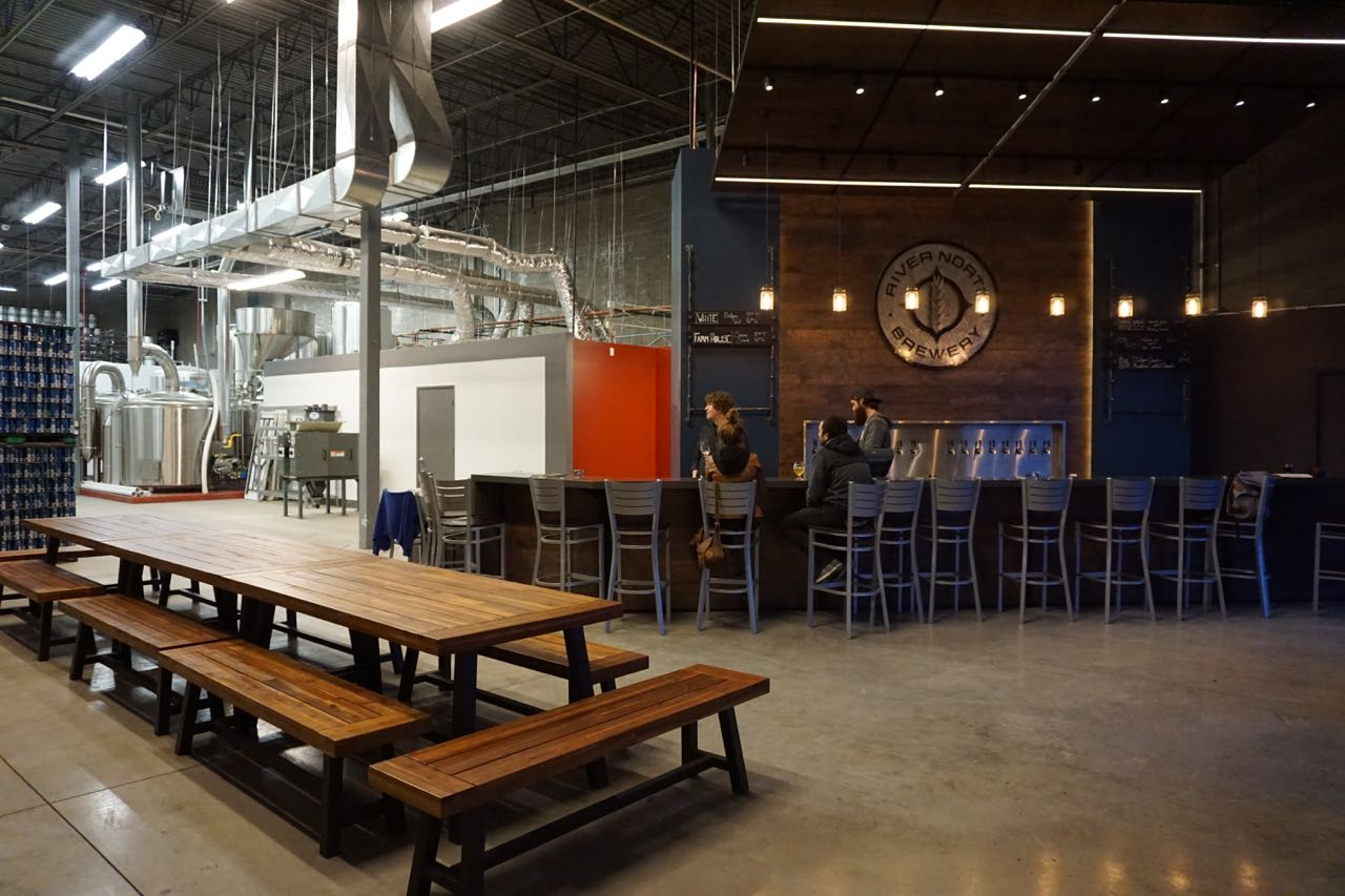 River North Brewery New Location