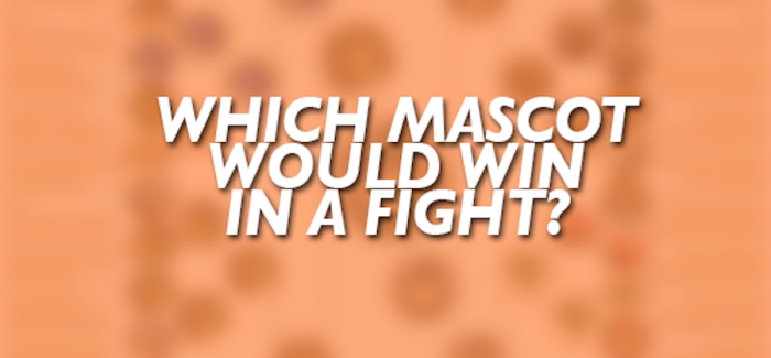 Mascot Madness: Which Mascot Would Win in a Fight?