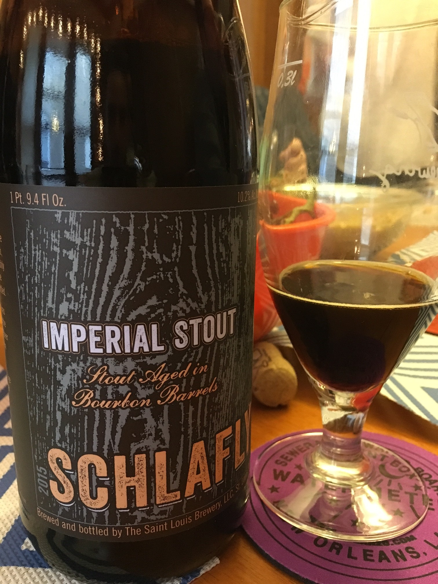 Schlafly BBA Imperial Stout