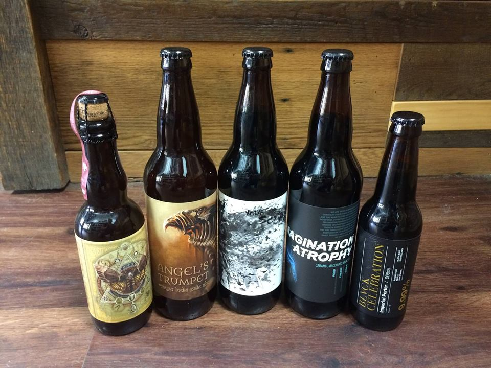 Photo of Adroit Theory Bottle Beers by Midtowne Bottle Shop Staff.