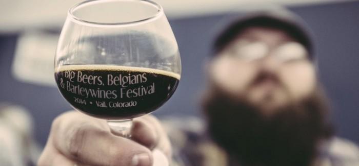 2018 Big Beers Belgians & Barleywines Pour List