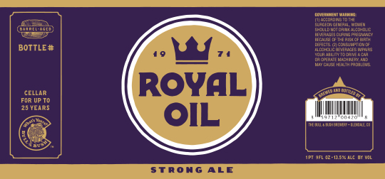 Bull and Bush Royal Oil