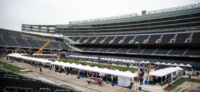 Chicago's Largest Beer Festival Returns As Chicago Beer Classic