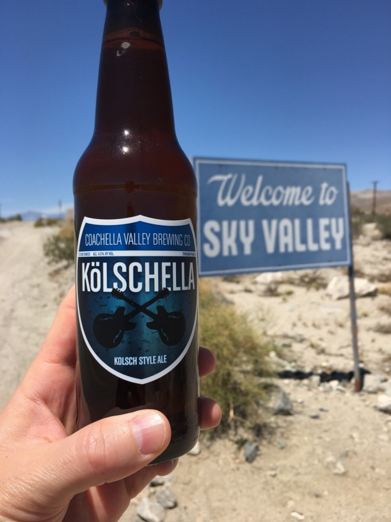 Coachella Valley Brewing Co - Kölschella