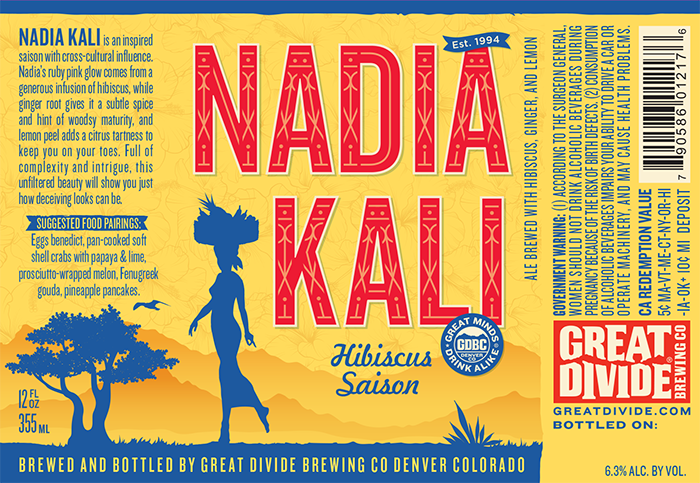Great Divide Nadia Kali