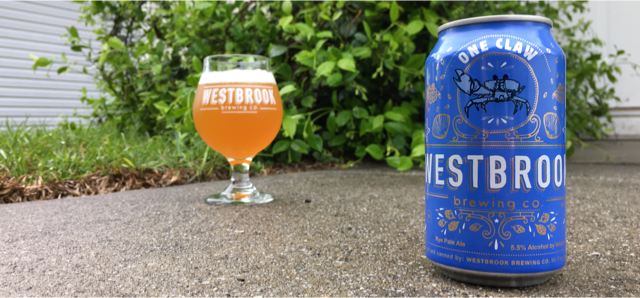 Westbrook Brewing Co. | One Claw