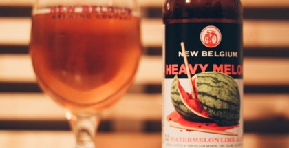 New Belgium Heavy Melon Watermelon Lime Ale