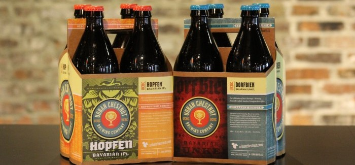 Urban Chestnut Adds Two To Its Year-Round Roster