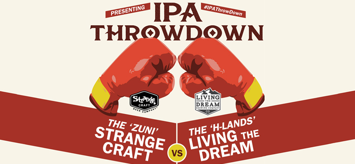 Living the dream brewing and strange craft beer raise for Strange craft beer company