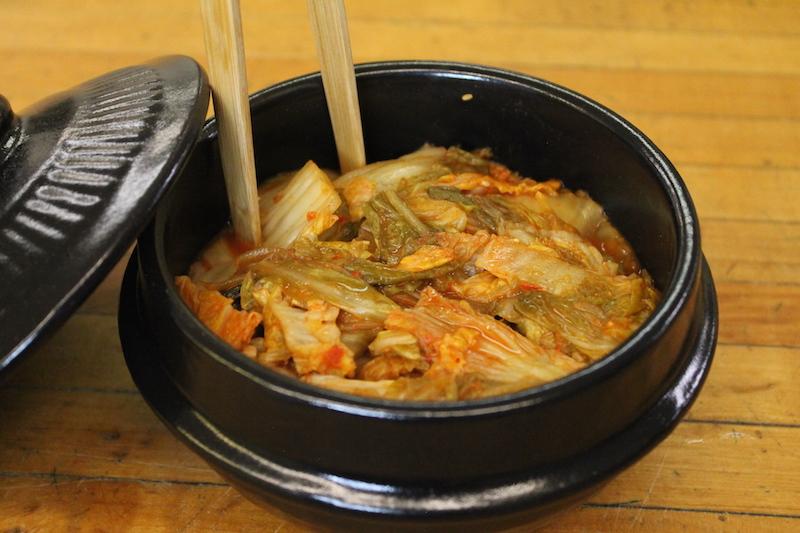 Beer Kimchi