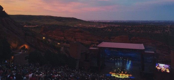 15 Existential Questions Asked at Red Rocks Shows